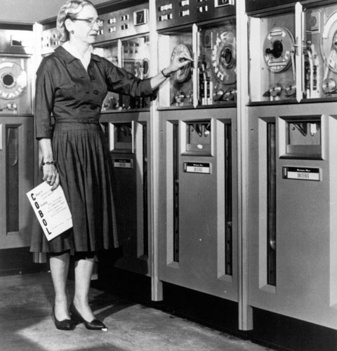 Grace Hopper 1952