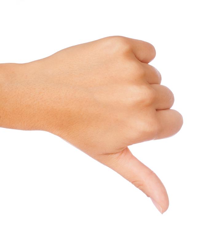 унизительное фото палец в низ