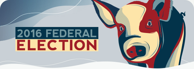 Voiceless federal election