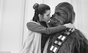 carrie-with-chewie