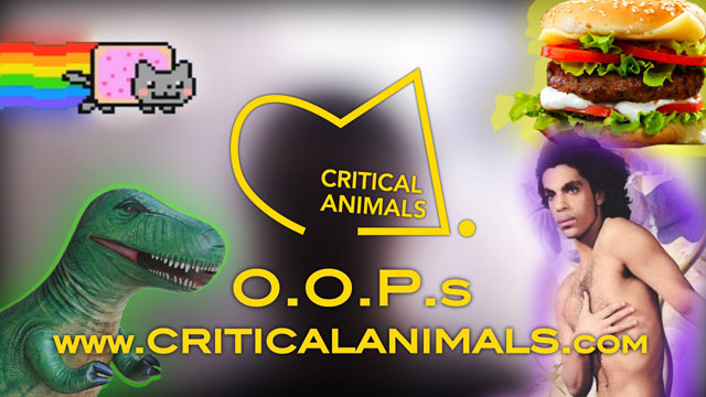 Critical Animals poster
