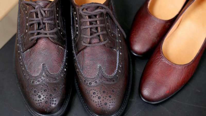 tea-shoes