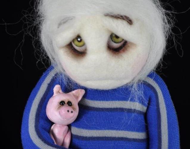 dolldrum-pig