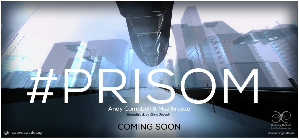 #PRISOM,  A Synthetic Reality Surveillance Game