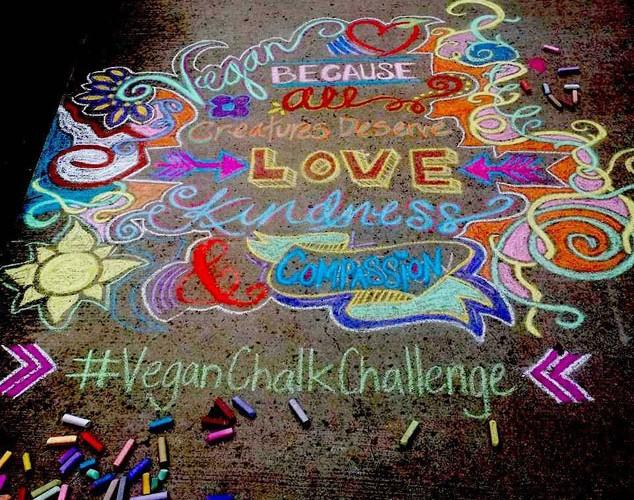 vegan-chalk-challenge